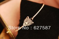Free shipping Leopard head set auger Czech bracelet for women