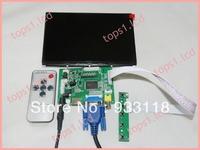 HDMI+VGA+2AV LCD Control board+7inch 1280*800 N070ICG-L21 IPS Lcd panel
