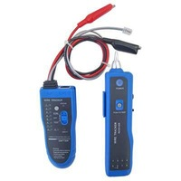 Free shipping!Network wire Cable Tester Line Tracker Telephone RJ45
