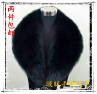 Mink fur hair collar fur the son muffler scarf cape overcoat fur collar outerwear fur collar