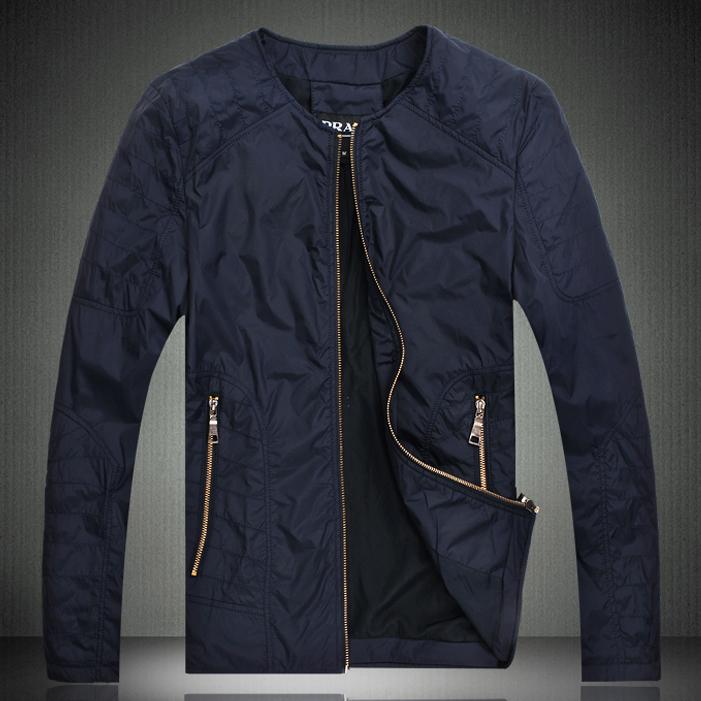 Collarless Jacket Pattern Thin Collarless Jacket