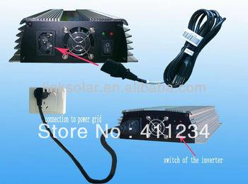 2013 new 22-60VDC 500w solar PV microinverter