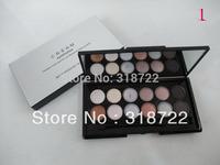 12 color palette New Makeup eye shadow 1pcs CREAM eyeshadow Fantastic Color-land a professional makeup-up artist 16.8g
