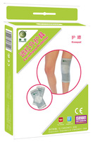 Far-infrared kneepad sports thermal far infrared negative ion