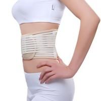 Multifunctional far infrared tourmaline self-heating waist support belt