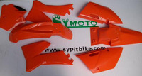 Double motorcycle off-road vehicles ktm110 moulding small off-road plastic
