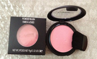 2013 Real MC brand high Quality long-lasting shine makeup blusher /Rouge/cheeck color (10color to choose),free shipping