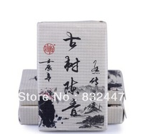 Old trees 250g   puerh tea health care Pu er China weight lose pu erh decompress pu'er brick Puer Very mellow