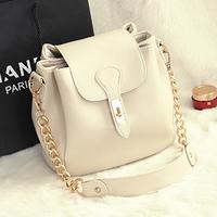 2013 new fall women's leather handbags designers brand Vintage chain small messenger bags Shoulder Bucket Bag bolsas items