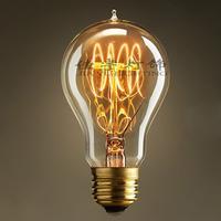 Vintage Edison Bulb Antique light e27 bulb lamp 40W Edison light Bulb 220V  filament Tungsten
