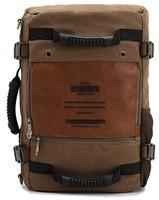 High quality best canvas backpacks bag for men rucksack or usded for school bag satchel Hiking bags