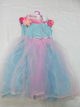 Dream princess dress dazzlers , performance dress dance dress