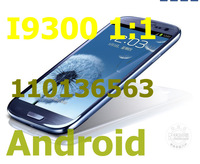 "MTK6577 i9300 Android 4.1 GPS 4.8"" screen WIFI 8.0MP 3G S3 Dual Core Unlocked 3G gt-i9300 Smart Cell Phone not huawei ascend p6"