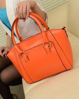 xams gift bag 2014 spring and summer brief shoulder  crocodile pattern cross-body women's handbag