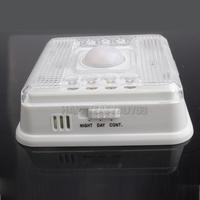 H3#R Magnetic 8 LED Light Wireless Infrared PIR Auto Sensor Control LED Light Lamp Motion Detector