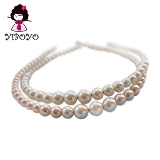 Yiboyo pearl headband y10130106004