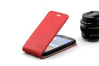 100% genuine leather flip case cover for LG Optimus G E975, Original kasenbao brand leather cases for E975,free shipping