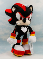 1(pcs)X New HEDGEHOG Super Sonic 29cm Genuine Limited Plush Action Figure CollectibleToy for Kids FREE SHIPPING to WORLDWIDE