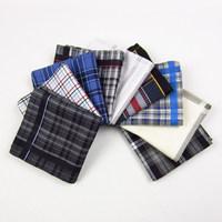80 ifsong male handkerchief squareinto cotton 100% cotton eco-friendly handkerchief pocket towel chromophous 001
