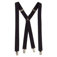 Ifsong 80 2.5cm elastic shoulder strap male suspenders