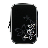 "Hot Drives Black Cover for Hard Disk Drive 2.5"" HDD Bag Portable Case GPS Bag  8 Color pick up"