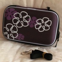 "Hot Drives Purple Color Cover for Hard Disk Drive 2.5"" HDD Bag Portable Case GPS Bag  8 Color pick up"