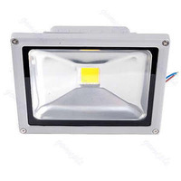 Clearance sale!Waterproof Outdoor LED 20W High Power Flood Light WashLight Lamp Warm White 110V/220V