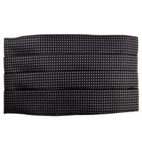 Ifsong black grey small plaid cummerbund elegant male formal dress cummerbund yf016