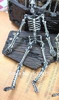 Punk Skull Skeleton Necklace