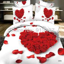 comforter set red promotion