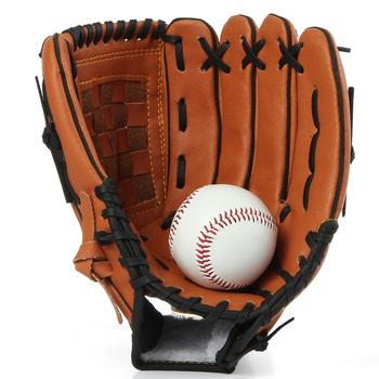 Baseball gloves high quality PU material general baseball