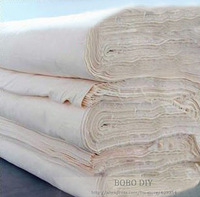 FREE SHIPPING 2.5 meter width natural white cotton fabric for bedding quilt lining cloth B2018345