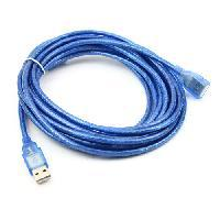 New USB 2.0 Male to Female AM/ AF Extension Cable 5m Free shipping