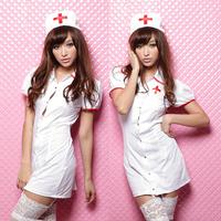 Dance costumes costume one piece nurse clothing nursing uniforms ds women's
