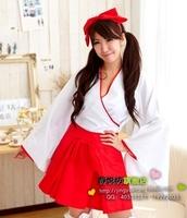 Vibration sleeve kimono bathrobe dance costume costumes ds female cosplay