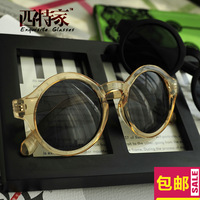 Setra 2013 sun glasses female fashion sunglasses male Women 3806