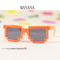 2013 maeseyck personalized vintage sunglasses rubric sunglasses mosaic frames anti-uv glasses