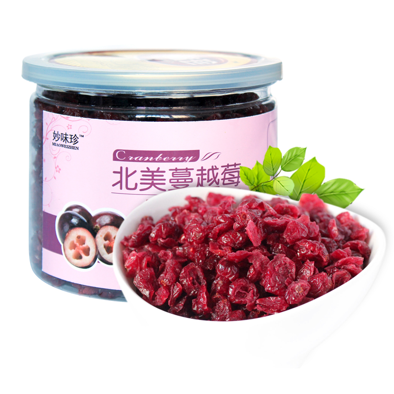 food Eliect dried cranberries 300 canned snacks tremellales soup(China (Mainland))
