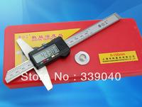 Genuine stainless steel electronic digital depth caliper 0-200mm depth gauge measuring tools Industrial Hardware