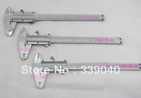 Inch 200mm vernier caliper 1/128 diameter step length measurement metric measurement tools industrial gauges