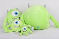 2014 Hotsale Monsters Inc Mike Wazowski toy 30cm high Monsters University Mike Wazowsk plus toy for children gift