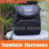 Wholesale 50pcs/lot DSLR telephoto digital camera bag DV micro single bags for all Brand camera can customize LOGO Free Shipping
