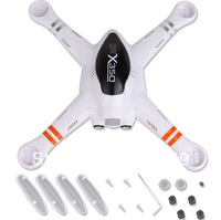Walkera QR X350  QR X350-Z-02 Body set  +Free shipping