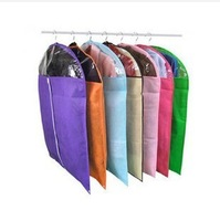 Transparent 9285 multicolour clothes dust cover thickening non-woven sheathers storage bag home storage