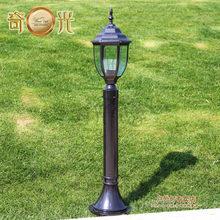 Газон лампы сад фары дорожный светильник мода сад фары на открытом воздухе полюс лампы