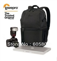 Original Lowepro DSLR Video pack 350 AW 350AW Photo Camera Backpack Bag