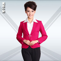 Xf570 autumn professional set work wear fashion dress ol women's skirt work wear
