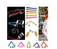 Headphone Cable buggy bag ,earphone pouch bag. headphone tube bag for universal headphone/Line support  L and direct