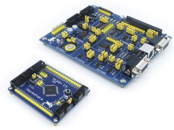 50PCS    ATmega128 development board mega128 AVR development board learning board core board development kit