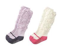 Heap stockings girls bubble net spring of fake shoes dispensing in stockings baby princess reactor
